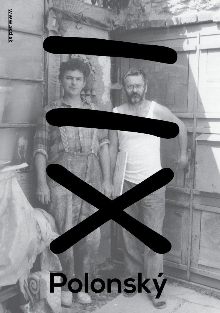 Komentovaná prehliadka výstavy 2 x POLONSKÝ