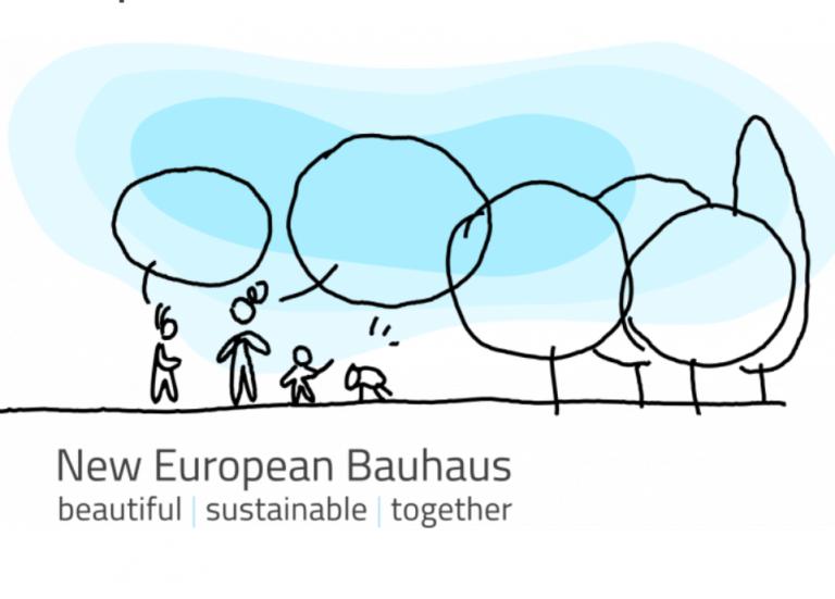 Partnerstvo s iniciatívou Nový európsky Bauhaus