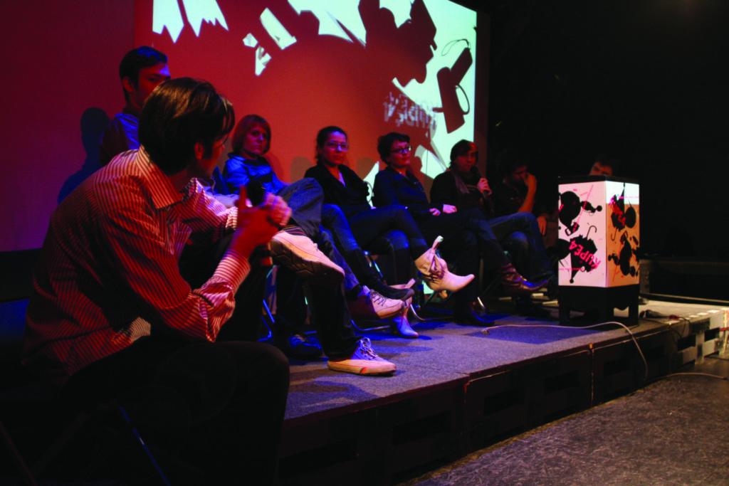 Diskusia prednášajúcich na KUPÉ 4