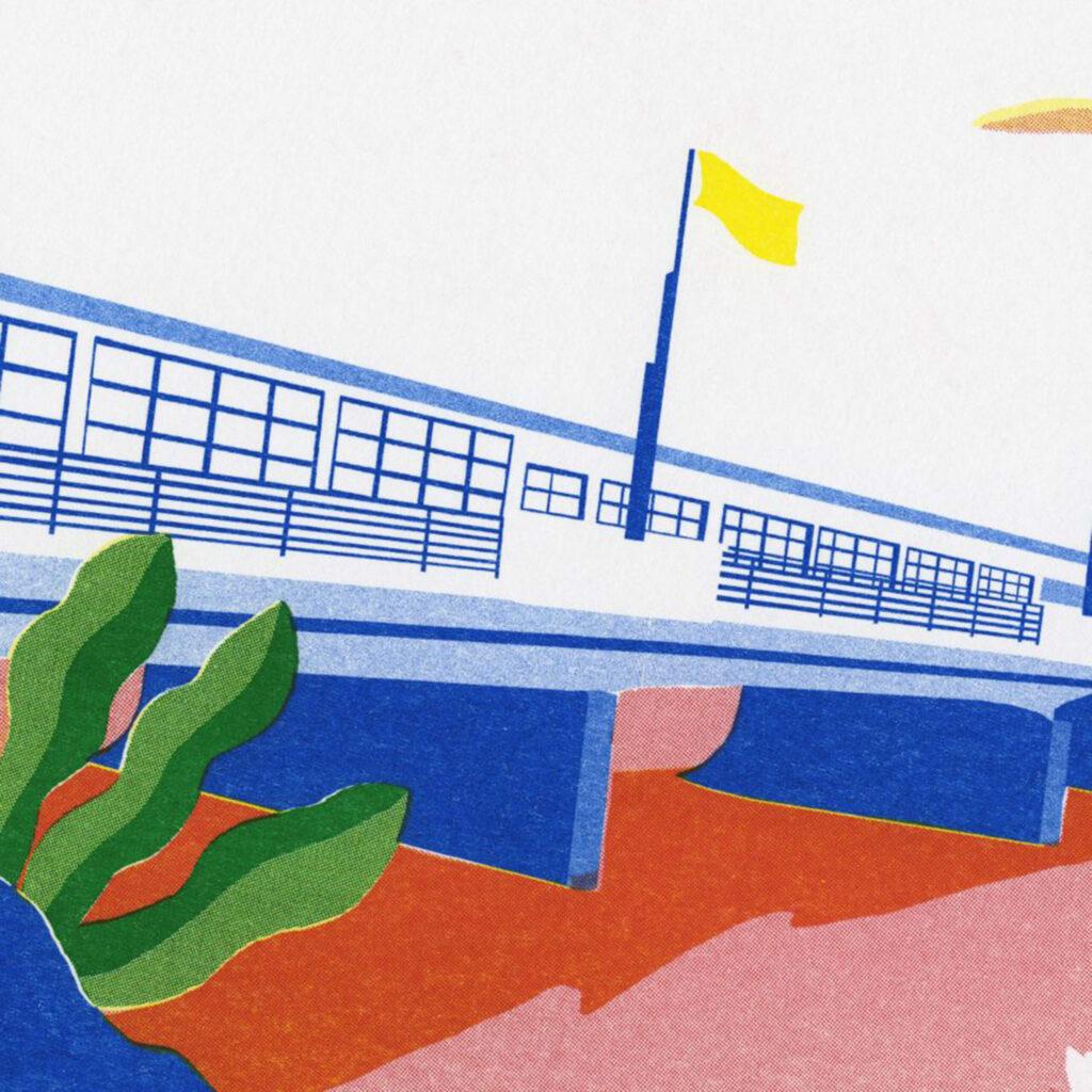 Ové Pictures / Kolonádový most Foto © Ové Pictures