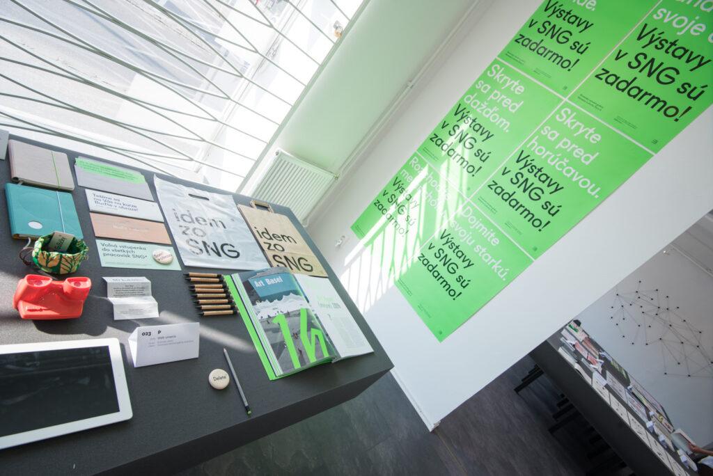Z výstavy NCD 2016 v galérii dizajnu Satelit. Foto archív SCD