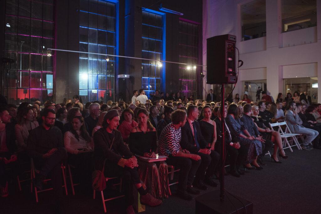 Z udeľovania cien NCD 2019 v bratislavskej Design Factory. Foto archív SCD